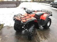 Road legal Honda Fourtrax 350 TRX Farm Quad may swap