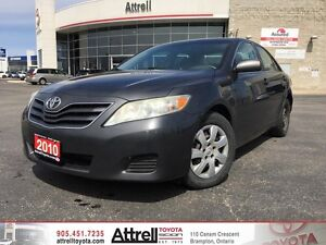 2010 Toyota Camry LE. Power Driver Seat, A/C, Cruise Control