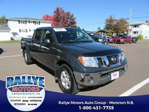 2010 Nissan Frontier SE! 4x4! EXT Warranty! Alloy! ONLY 60K!
