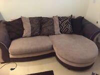 Used sofa, three seater