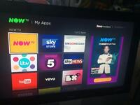 """32"""" HD FREEVIEW HDMI TV no stand"""