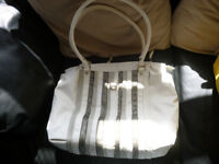 Marinagalanti cream handbag