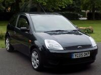 2005 FIESTA 1.2 STYLE ,3 DOOR,12 MONTHS MOT NO ADVISORIES,LOW MILEAGE,EXCELLENT CONDITION THROUGHOUT
