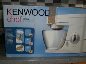 Kenwood Chef KM310 Food Processor/Mixer £160 Unused in original box