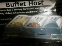 Food warmer trays
