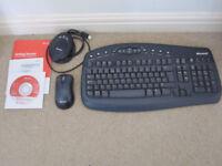 Microsoft Wireless Keyboard & Mouse