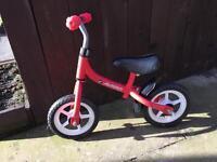 Balance bike (toddler )