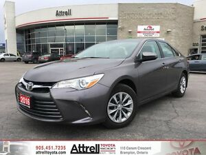2016 Toyota Camry LE. Keyless Entry, Bluetooth, A/C.
