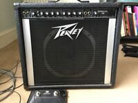 Vintage 1980's Peavey Special 112 Guitar Amplifier. Made in the USA.