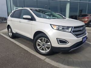 2016 Ford Edge SEL - APP LINK, AWD, LOW KM'S, LEATHER INTERIOR +