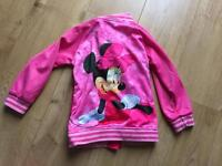 Minnie mouse jacket age 4