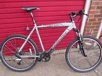 """Mountain Bike -- Claude Butler 22"""" Frame."""