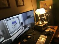 Predator X34 monitor
