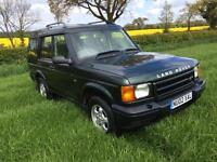 2002 Land Rover Discovery 2 TD5 12 Months MOT Just Had Full Service