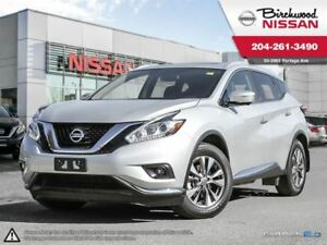 2015 Nissan Murano SL Sunroof, Navigation , Heated Steering Whee