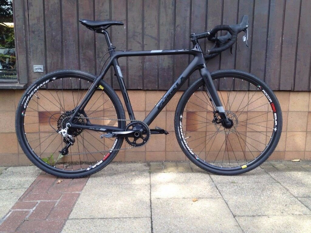 FOR SALE: PLANET X XLS CARBON CYCLOCROSS BIKE 57cm FRAME £875 | in ...