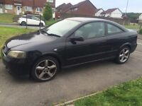 Astra coupe bertone cat C, need mot to get bk on rd, or sell spares repairs need gone asap