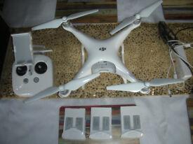 D J I DRONE PHANTOM 4
