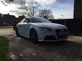 Audi TT 2.0 TFSI White Full Main Dealer Service History 1 Year MOT