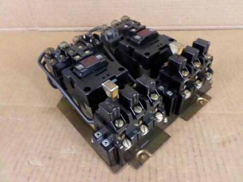 Allen-Bradley 715X-BOD11 2-Speed Series L Starter