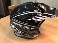Wulf Sport Tri Action Trial Helmet