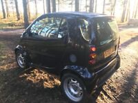 Smart Fortwo. Very Low Mileage