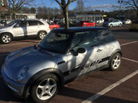 2001 Mini Hatch 1.6 Cooper
