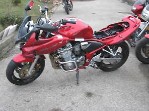 2001 suzuki 600 bandit parts bike