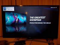 "Samsung 40"" Ultra HD 4k Smart Tv"
