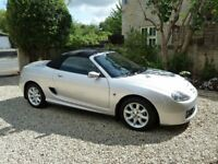 MGTF 135 2002 (02) 1.8L IN EXCELLENT CONDITION GENUINE 39092 MILES AND 12 MONTHS MOT