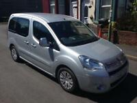 2011 60reg Citroen Berlingo 1.6 Hdi Multispace 5 Seater Silver