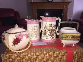 Beautiful Vintage China glassware