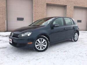 2013 Volkswagen Golf Comfortline P-sunroof