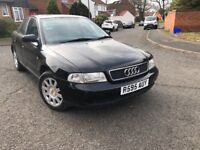 Audi A4 1.6 MANAUAL ,LONG MOT,99K ONLY,SUNROOF -OUTSTANDING CONDITION