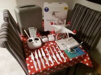 DJI Phantom 4 - 4K Capable drone for Photography & Videography / SWAP SELL NIKON SONY CANON