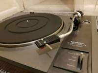 Pioneer PL-112D Turntable 1970s