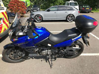 Suzuki Vstorm 650, 07 Plates, 3 owners, Very low 8500 Mi!!!