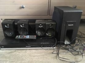 Panasonic SA-BTT405 Blu-Ray Home Cinema Surround System
