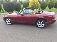 Mx5 convertible with hard top