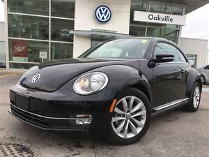 2015 Volkswagen Beetle Coupe CL/BLUETOOTH/SUNROOF/1 OWNER!