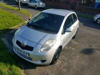 2006 Toyota Yaris 1.0l LOW MILEAGE 70000