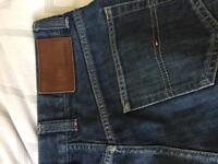 Tommy and Hugo boss jeans size 32