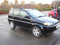 HONDA HRV 2001 5 DOOR