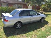 2007 Mitsubishi Lancer Velocity ES Limited Edition - WITH RWC Endeavour Hills Casey Area Preview