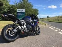 SUZUKI gsxr 750 (isle of man -limited edition )