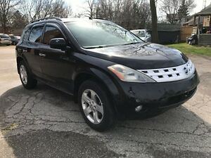 2004 Nissan Murano AWD - SAFETY & WARRANTY INCLUDED