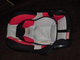 Fisherprice baby carrier
