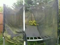 Trampoline dismantle and pickup