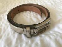 D&G genuine belt woman