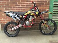 Honda CRF 150 2010 not rm cr kx yz 80 85 125 250, offers will be considered